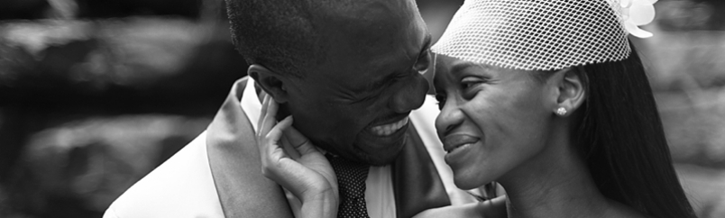 Neo and Peter's Lesotho Wedding