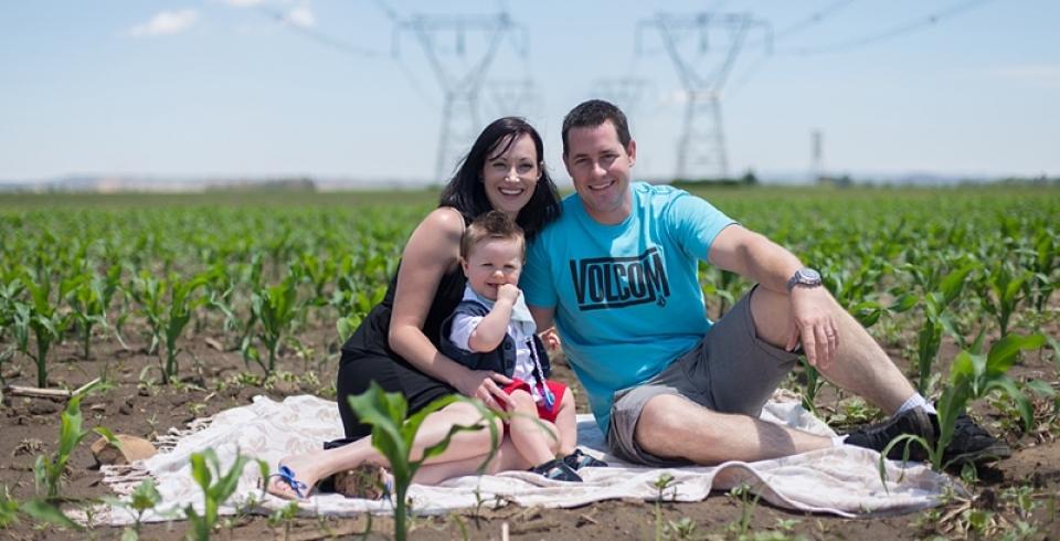 Heathcote Family Shoot