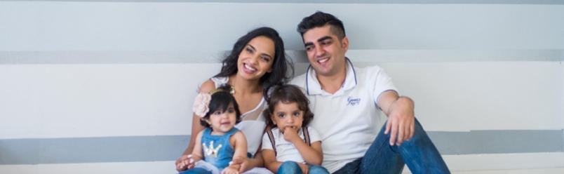 Alayna's family shoot
