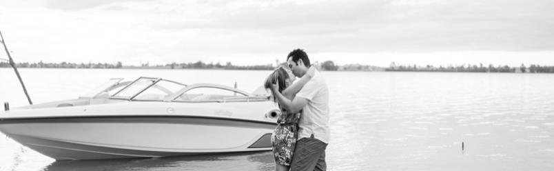 Claudio & La-Salette Engagement- Vaal Marina