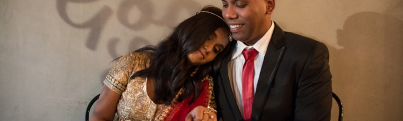 Pravashnee & Nikesh Engagement- Emmarentia